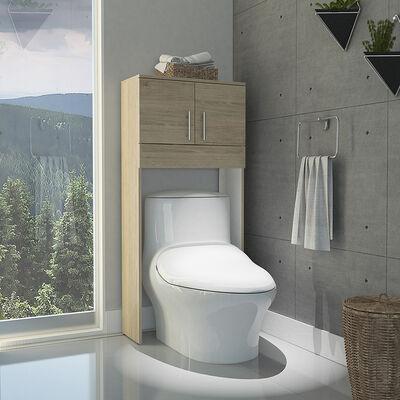 Optimizador Baño Bath 300 2 Puertas Rovere-Blanco