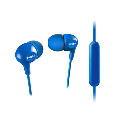 Audífonos In Ear Philips SHE3555BL Beamers Azules