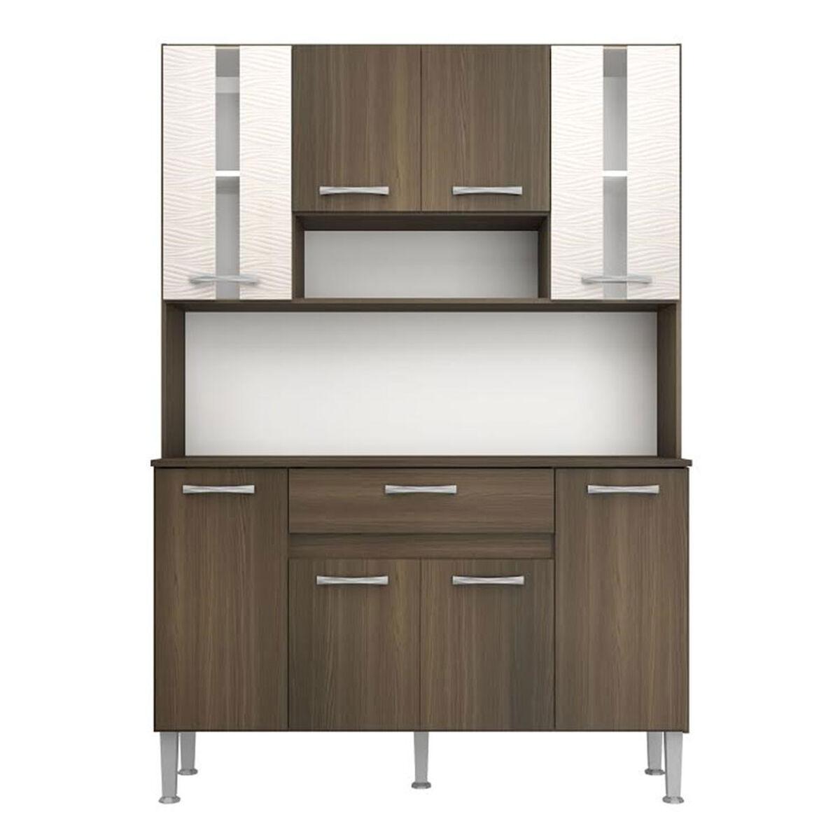 Mueble De Cocina Ani 8 Puertas 1 Cajón