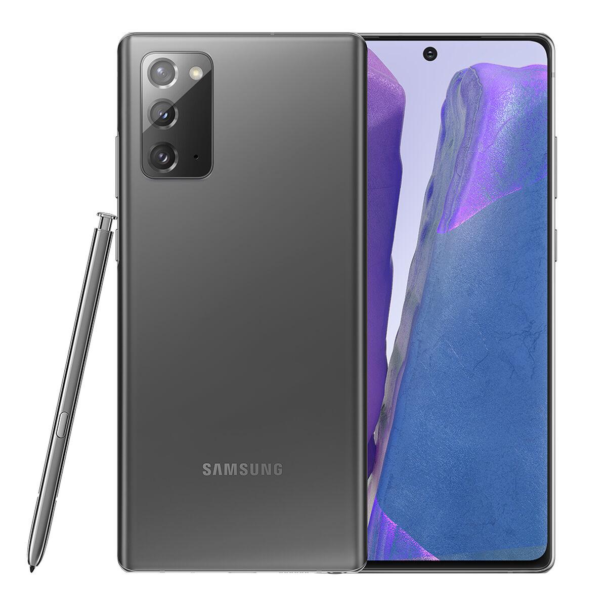 "Celular Samsung Galaxy Note20 256GB 6.7"" Mystic Gray Liberado"