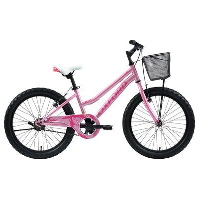 Bicicleta Infantil Niña Oxford Aro 20