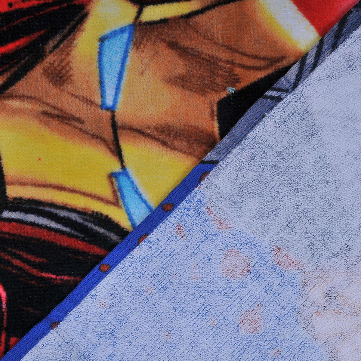 Toalla de Playa Disney Avengers  Battle 70 x 40 cm