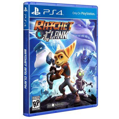Juego PS4 Ratchet y Clank