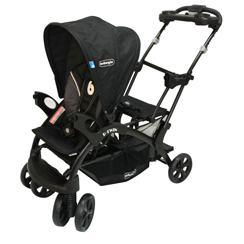 Coche Doble  Bebeglo B TWIN RS 13225