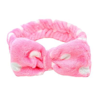 Cintillo Make Up Bow Lunar Rosa Skinlab