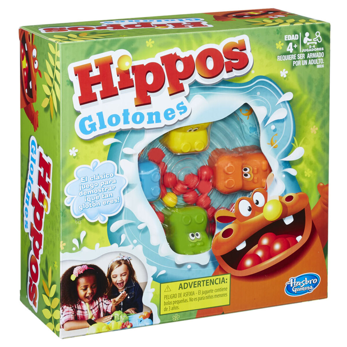 Hippos Glotones