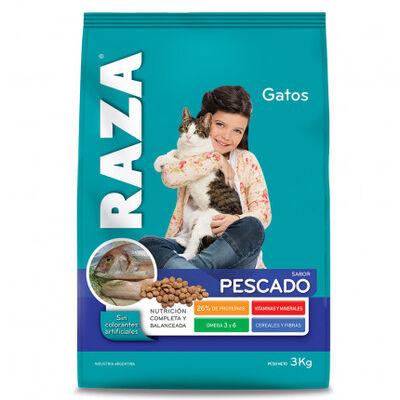 Alimento Gato Adulto 3 Kg