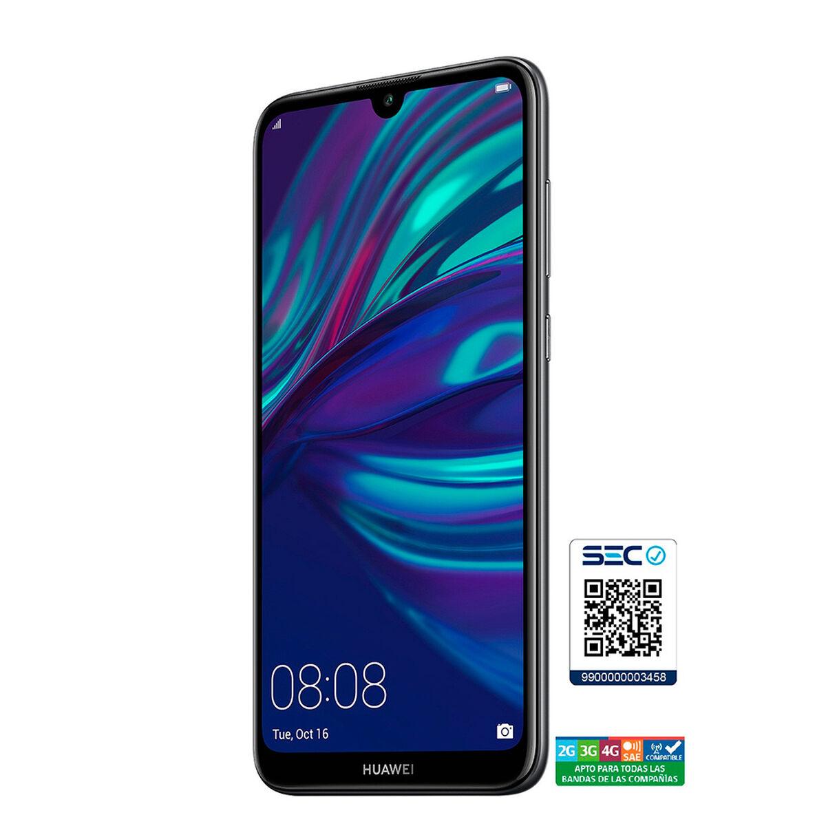 """Celular Huawei Y7 2019 32GB 6,2""""Negro Movistar"""