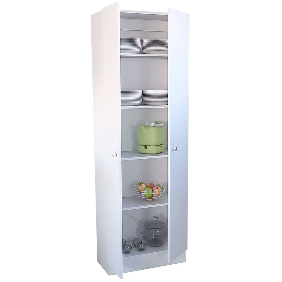Combo Kitchen 5 Mueble Microondas + Optimizador