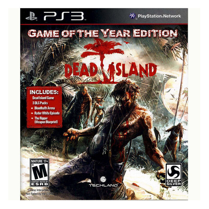 Juego Playstation 3 Dead Island Game Of The Year Edition