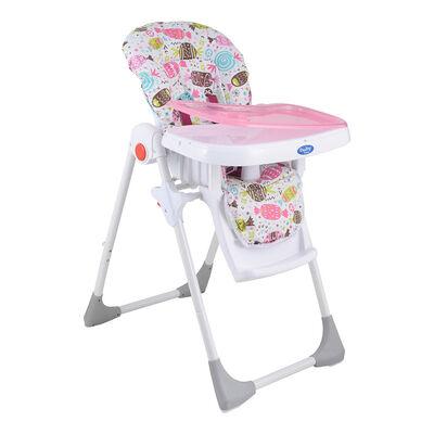 Silla de Comer Baby Way BW-812P18 Rosada