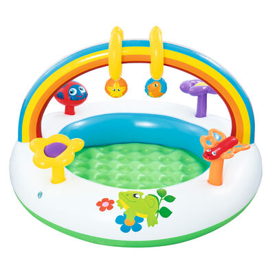 Gimnasio Inflable Bestway Rainbow Go & Grow