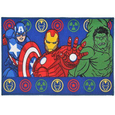 Bajada de Cama Disney  57x90 Avengers Icons
