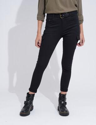 Pantalón Skinny Mujer Fiorucci