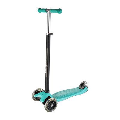 Scooter Infantil Plegable con Luces Turquesa Alpinextrem