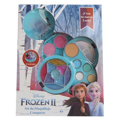 Set Maquillaje Frozen4 Bandejas 22040