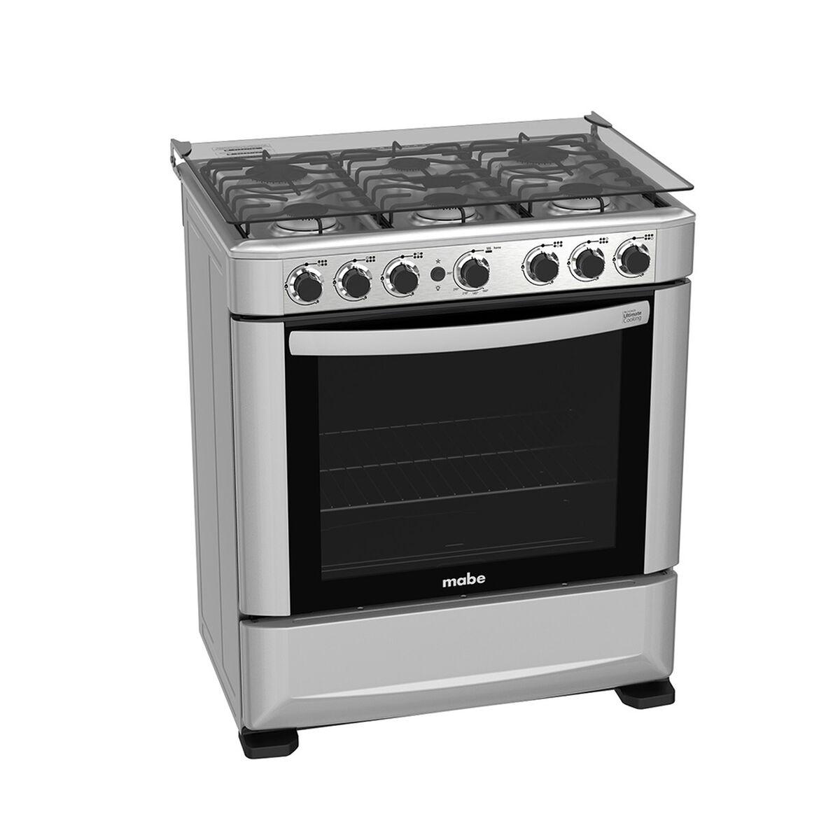 Cocina a Gas Mabe Andes 76HG0 6 Quemadores