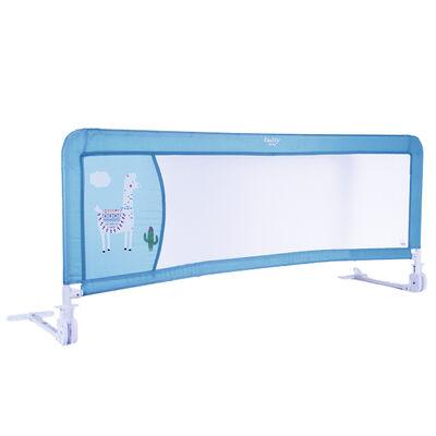 Baranda de Seguridad de Cama 150 cm Turquesa Baby Way Bw-Br02t21
