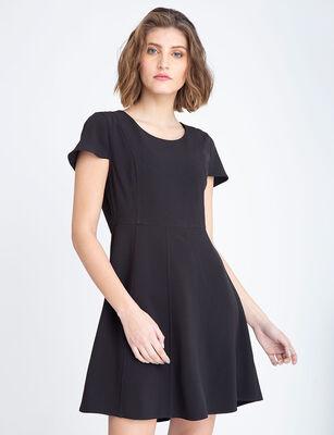 Vestido Mujer Zibel Pespunt