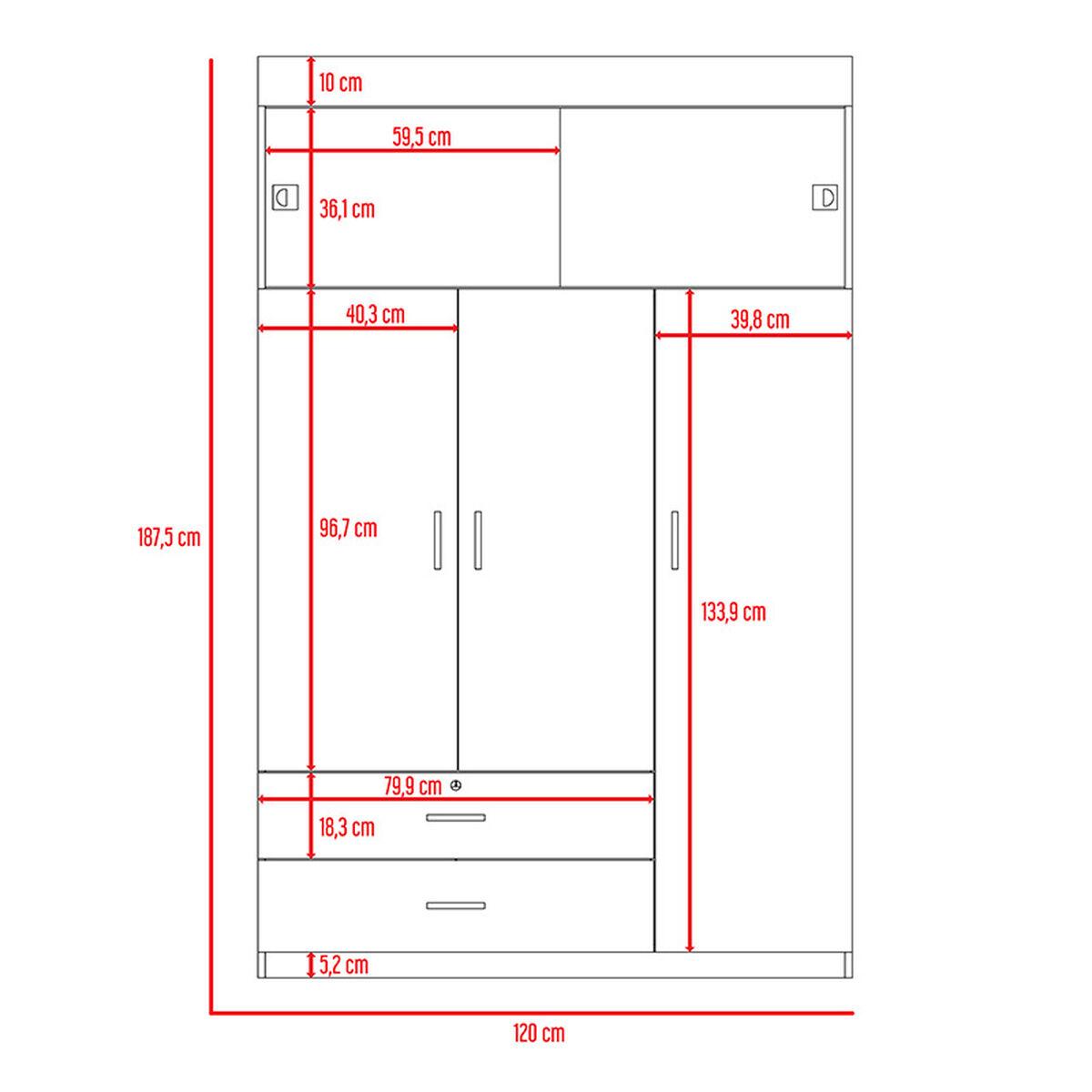 Closet Z-120 TuHome