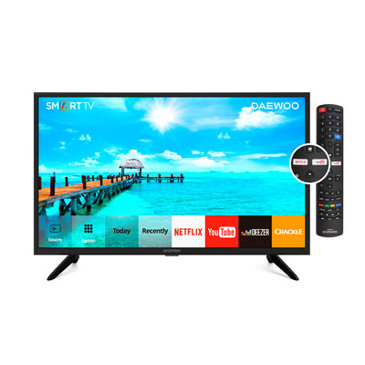 "LED 43"" Daewoo Smart TV L43V780BTS Full HD"