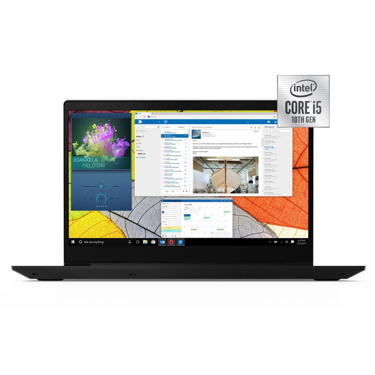 "Notebook Lenovo S145-15IIL Core i5 256GB 4GB SSD 15.6"""