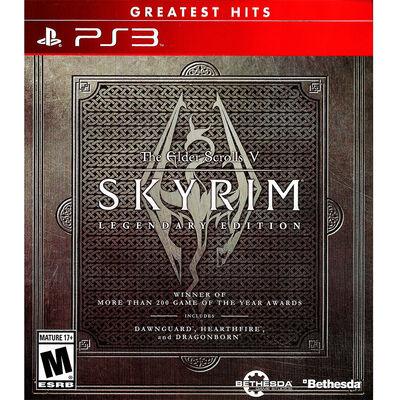 Juego PS3 The Elder Scrolls V: Skyrim Legendary