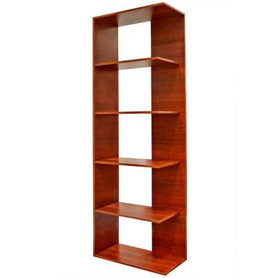 Librero Mobikit Zig Tabaco