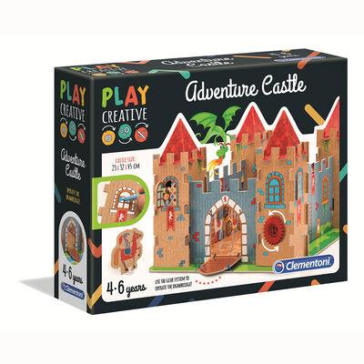 Juego de mesa Clementoni Adventure Castle