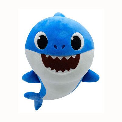 Peluche Papa Shark 11.5 con sonido BABY SHARK