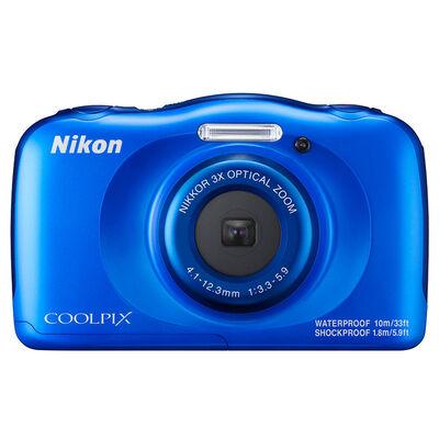 Cámara Nikon Coolpix W100 13,2 MP