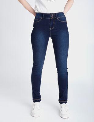 Jeans Indigo Mujer Fiorucci Victoria