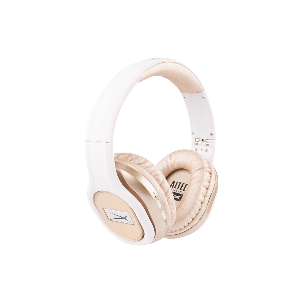 Audífonos Bluetooth Altec Lansing MZX667 Dorados