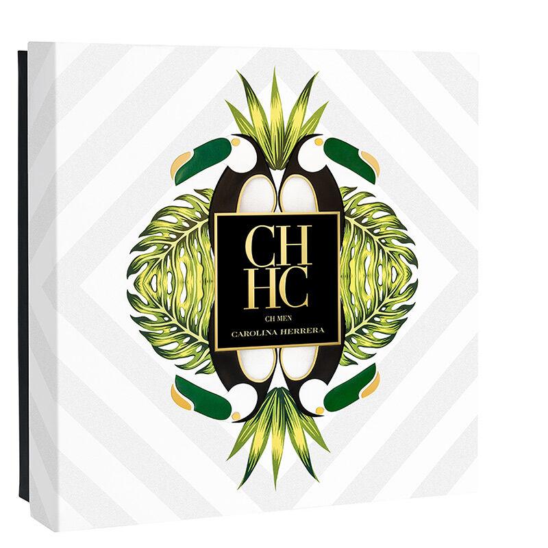 Perfume Carolina Herrera CH Men 100 ml + Aftershave