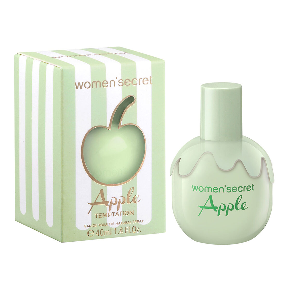 Colonia Apple Temptation Women Secret 40 ml