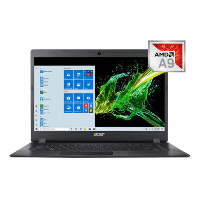 Notebook Acer A314-21-94QH A9 4GB 256GB SSD 14""