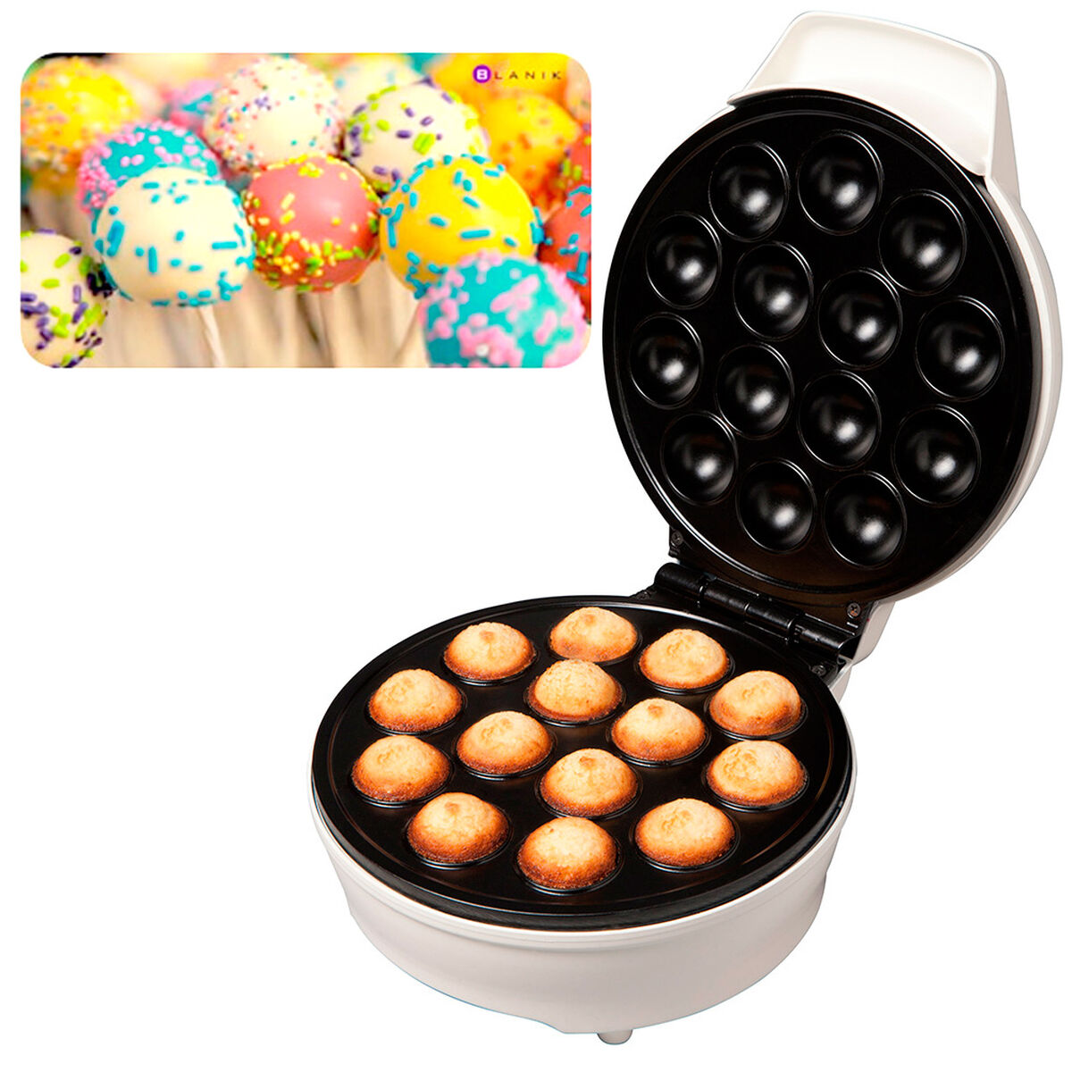 Cake Pop Maker Blanik BPC017