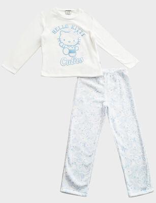 Pijama Niña Polar Hello Kitty
