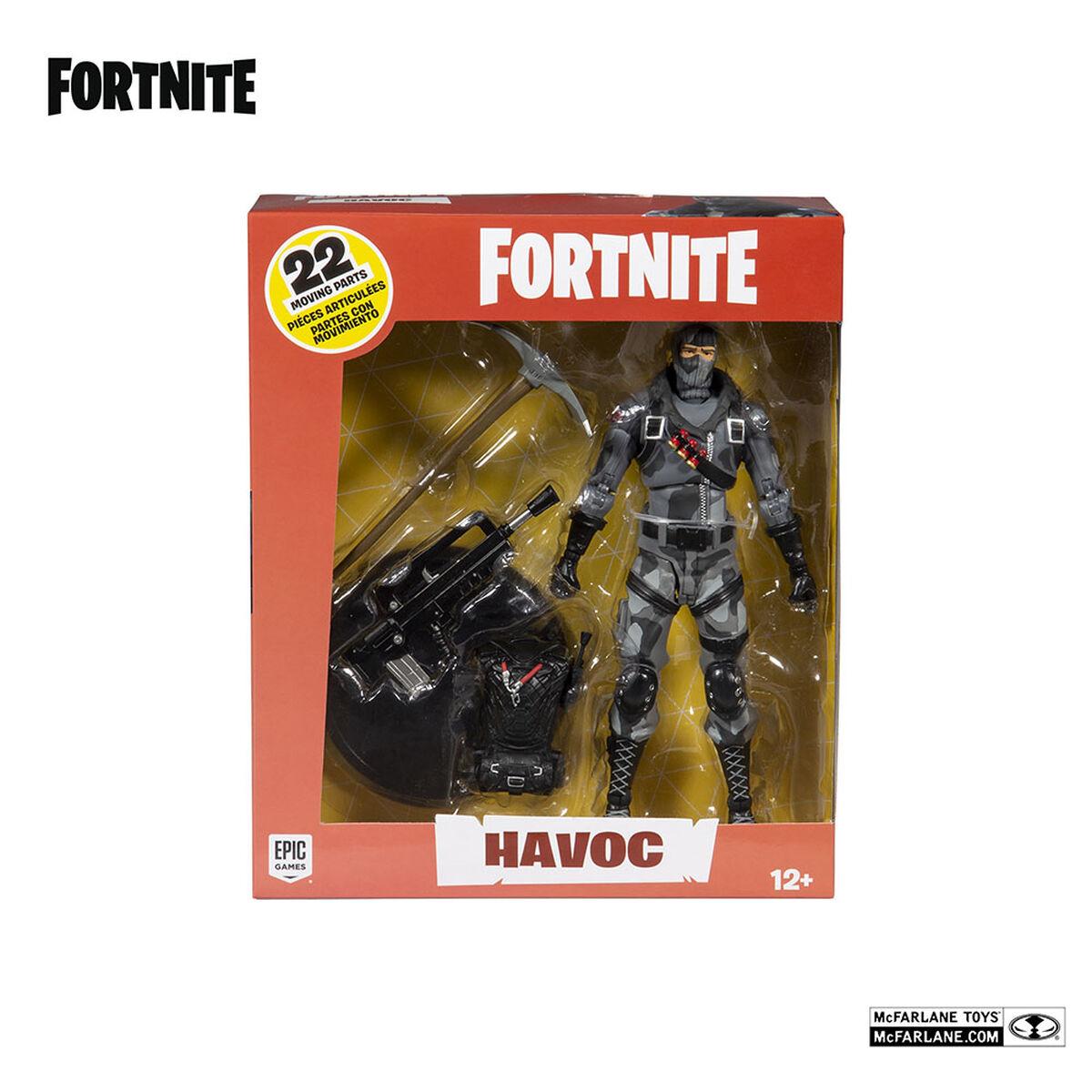 """Figura de Accion Fornite 7"""" - Havoc"""