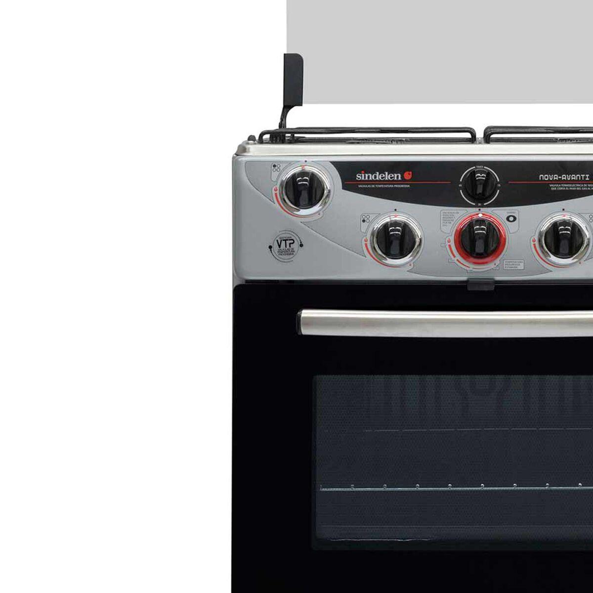 Cocina a Gas Sindelen Nova Avanti CH 9400SI 68 lt