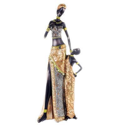 Figura Africana Decorativa Concepts Life