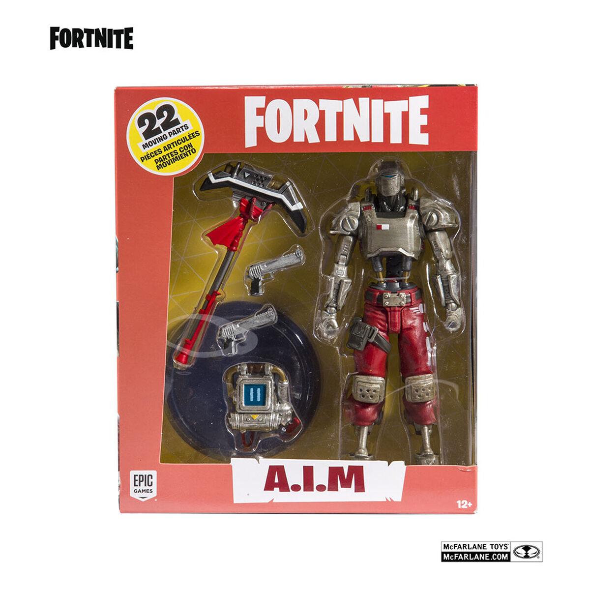 """Figura de Accion Fornite 7"""" - A.I.M"""