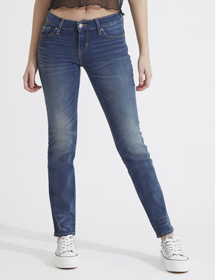 Jeans Slim Mujer Levis