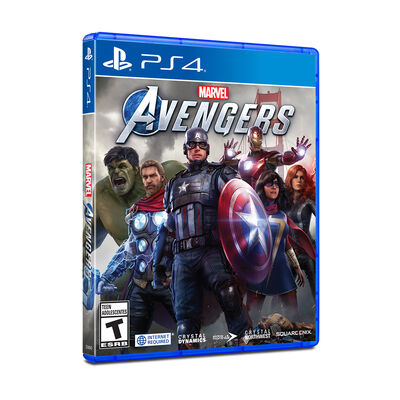 Juego PS4 Square Enix Marvel Avengers