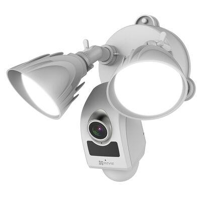 Cámara de Seguridad Exterior Ezviz Full HD FLOODLIGHT LC1