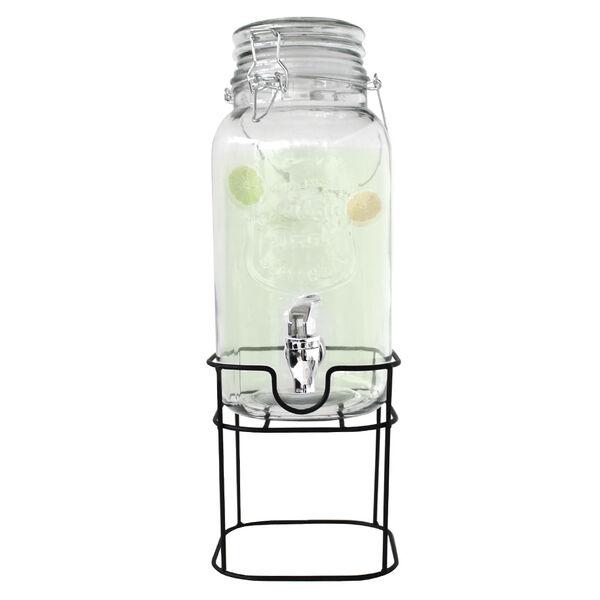 Dispensador de líquidos de Vidrio 4 Litros