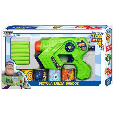 Pistola Lanza Dardos C/ Acces Toy Story