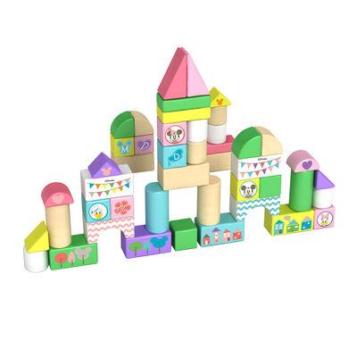 Blocks Mickey Soft Color Disney