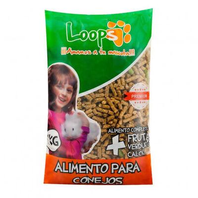 Alimento Otras Mascotas Lopps  1 Kg