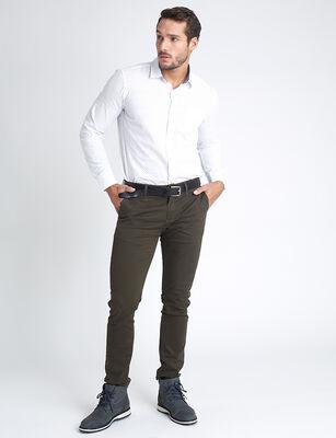 Pantalón Básico Zibel Hombre PASKCHINOM